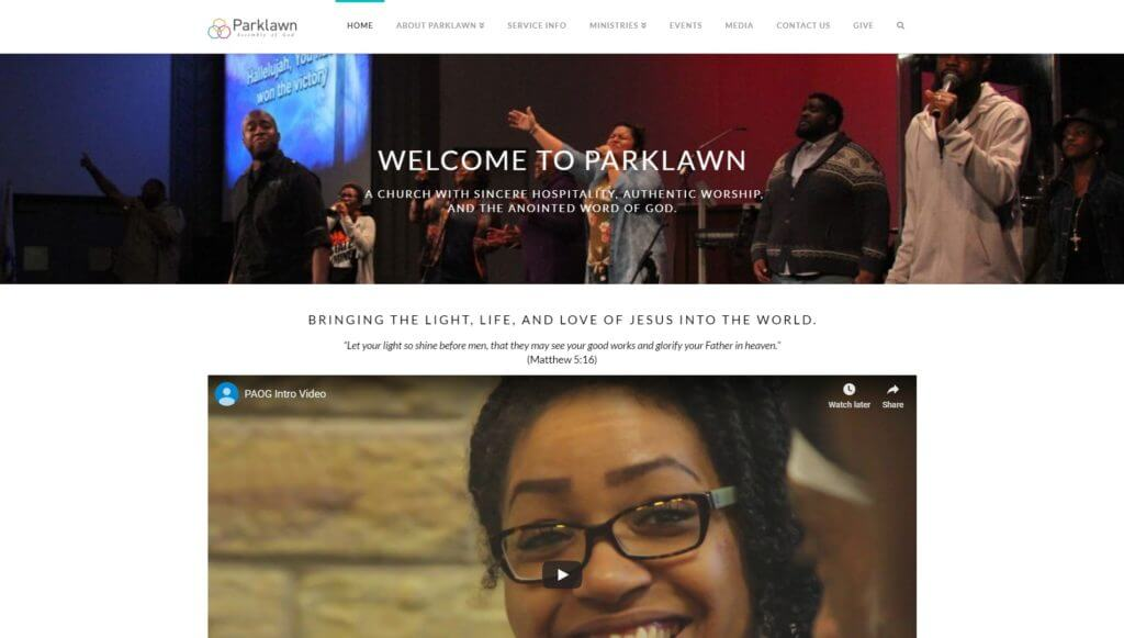 Parklawn screenshot